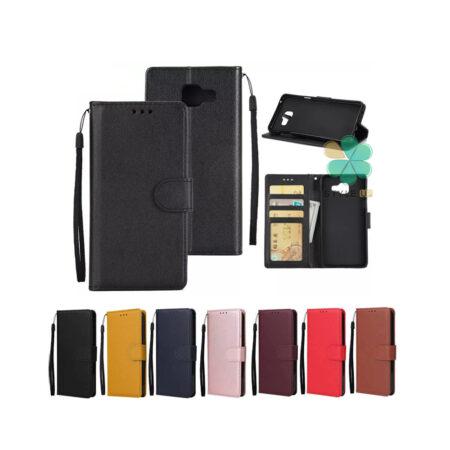 خرید کیف چرم گوشی سامسونگ Galaxy J5 Prime مدل ایمپریال قفل دار
