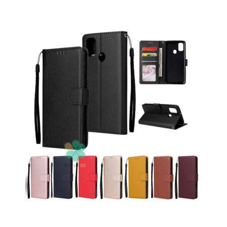 خرید کیف چرم گوشی سامسونگ Galaxy M31 مدل ایمپریال قفل دار