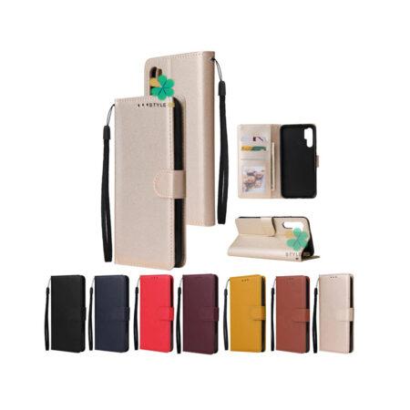 خرید کیف چرم گوشی سامسونگ Galaxy Note 10 Plus مدل ایمپریال قفل دار