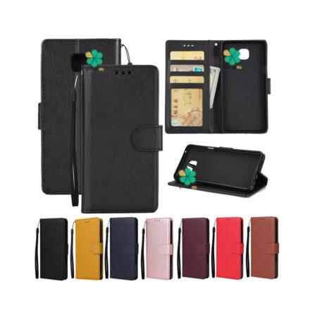 خرید کیف چرم گوشی سامسونگ Galaxy Note 5 مدل ایمپریال قفل دار