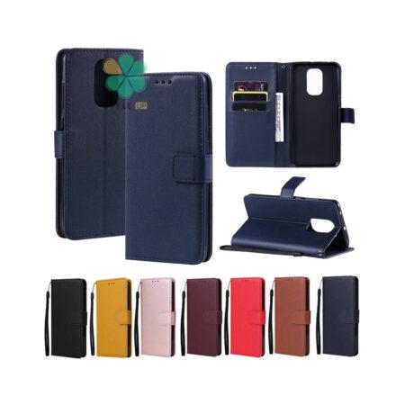 خرید کیف چرم گوشی شیائومی Redmi Note 9s / 9 Pro مدل ایمپریال قفل دار