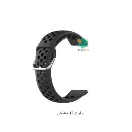 خرید بند ساعت فیت بیت ورسا Fitbit Versa مدل نایکی سگکی