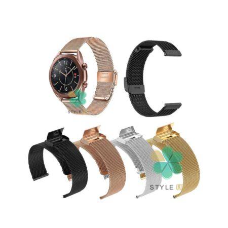 خرید بند متال ساعت سامسونگ Galaxy Watch 3 41mm مدل Florence