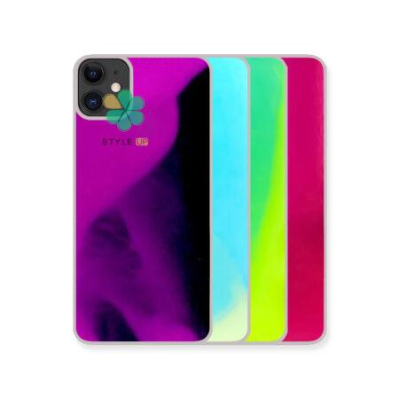 خرید قاب آکواریومی گوشی اپل آیفون Apple iPhone 12 مدل شب رنگ