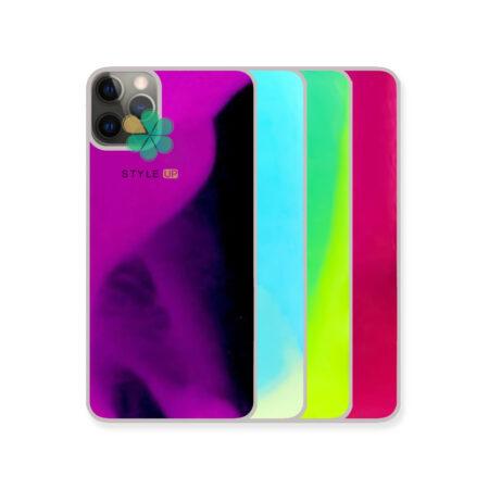 خرید قاب آکواریومی گوشی اپل آیفون Apple iPhone 12 Pro مدل شب رنگ