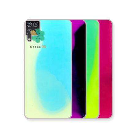 خرید قاب آکواریومی گوشی سامسونگ Samsung Galaxy A12 مدل شب رنگ