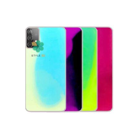 خرید قاب آکواریومی گوشی سامسونگ Samsung Galaxy A52 مدل شب رنگ