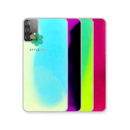 خرید قاب آکواریومی گوشی سامسونگ Galaxy S20 FE 5G مدل شب رنگ