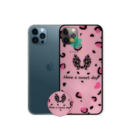 خرید قاب گوشی اپل Apple iPhone 12 Pro Max طرح Have A Sweet Day