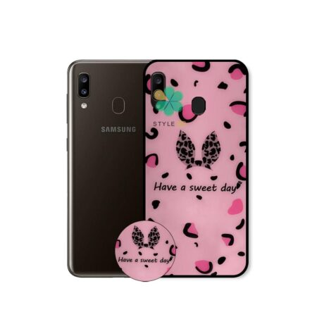 خرید قاب گوشی سامسونگ Samsung Galaxy A20 طرح Have A Sweet Day