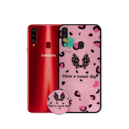 خرید قاب گوشی سامسونگ Samsung Galaxy A20s طرح Have A Sweet Day