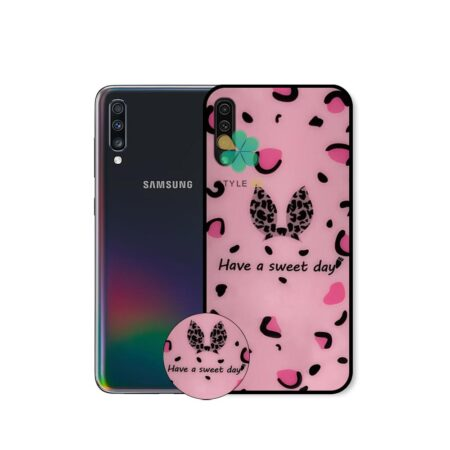 خرید قاب گوشی سامسونگ Samsung Galaxy A70 طرح Have A Sweet Day