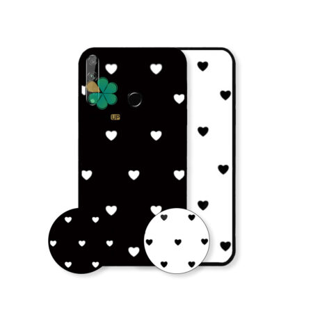 خرید قاب فانتزی گوشی هواوی Huawei Y7p طرح Heart