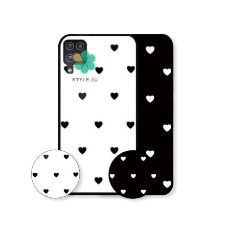خرید قاب فانتزی گوشی سامسونگ Samsung Galaxy M42 5G طرح Heart
