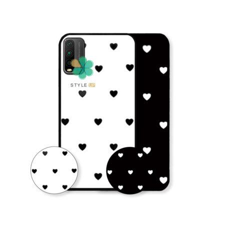 خرید قاب فانتزی گوشی شیائومی Xiaomi Redmi 9T طرح Heart