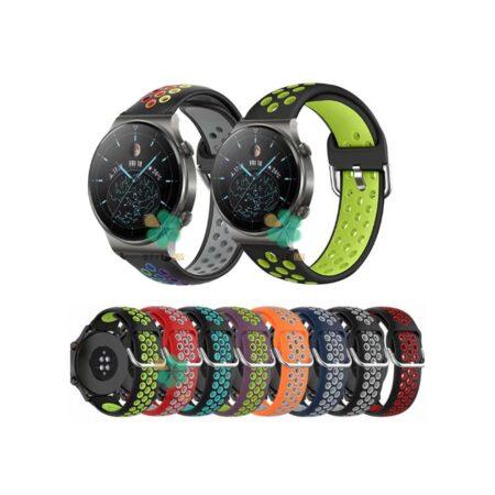 خرید بند ساعت هواوی واچ Huawei Watch GT 2 Pro مدل نایکی سگکی