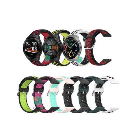 خرید بند ساعت هواوی واچ Huawei Watch GT 2e مدل نایکی سگکی
