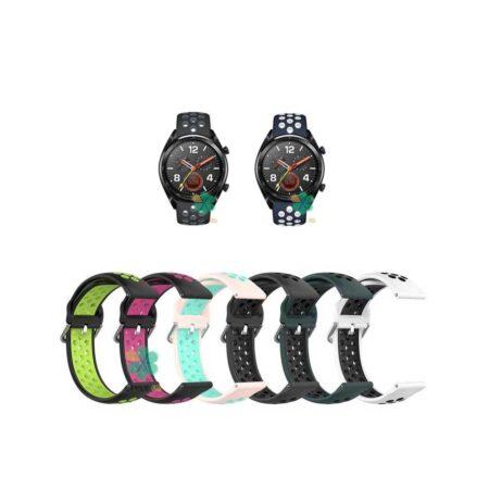 خرید بند ساعت هواوی واچ Huawei Watch GT مدل نایکی سگکی