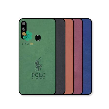 خرید قاب گوشی هواوی Huawei Y6p پارچه ای طرح پولو