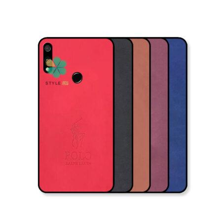 خرید قاب گوشی هواوی Huawei Y9 2019 پارچه ای طرح پولو