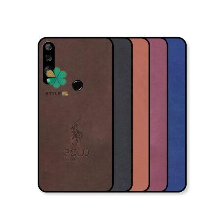 خرید قاب گوشی هواوی Huawei Y9 Prime 2019 پارچه ای طرح پولو