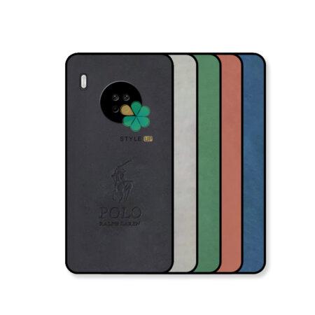خرید قاب گوشی هواوی Huawei Y9a پارچه ای طرح پولو