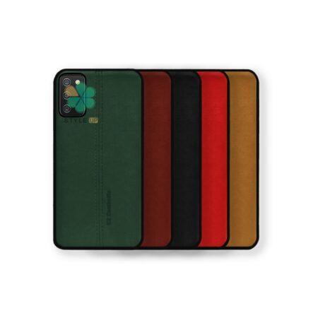 خرید کاور چرمی گوشی سامسونگ Samsung Galaxy A02s مدل K2