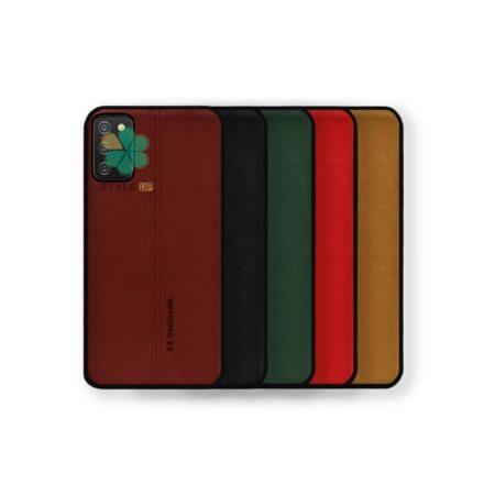 خرید کاور چرمی گوشی سامسونگ Samsung Galaxy F02s مدل K2