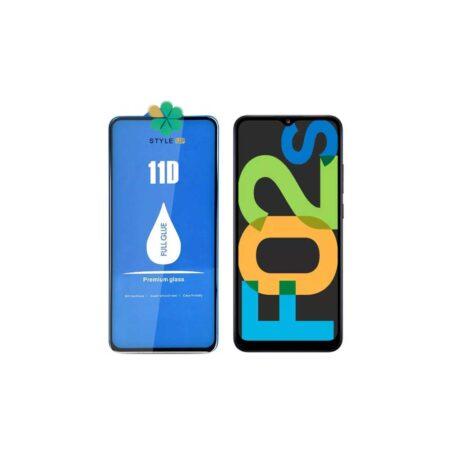 خرید گلس گوشی سامسونگ Samsung Galaxy F02s برند LANBI