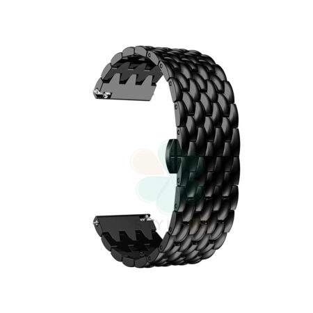 خرید بند ساعت ال جی LG G Watch R W110 مدل فلزی طرح دراگون