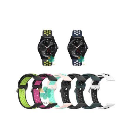 خرید بند ساعت ال جی LG G Watch R W110 مدل نایکی سگکی