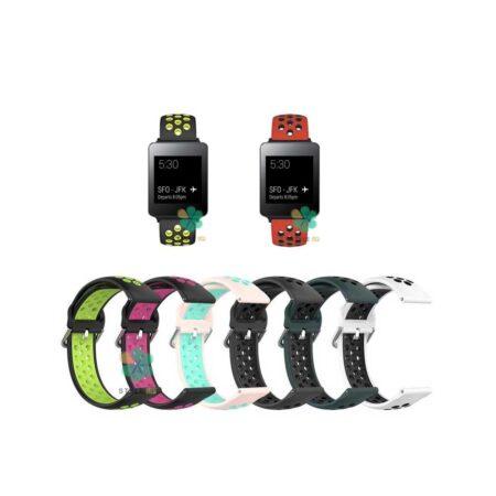 خرید بند ساعت ال جی LG G Watch W100 مدل نایکی سگکی