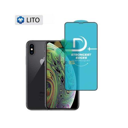 خرید گلس فیلتر دار گوشی آیفون Apple iPhone XS Max مدل D+ Lito