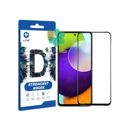 خرید گلس گوشی سامسونگ Samsung Galaxy A52 مدل D+ LITO