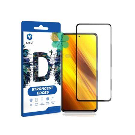 خرید گلس گوشی شیائومی Xiaomi Poco X3 Pro مدل D+ LITO