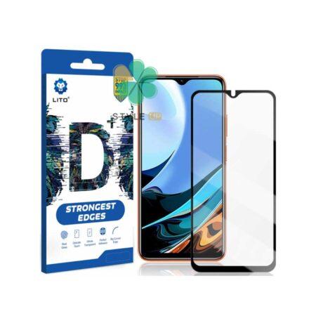 خرید گلس گوشی شیائومی Xiaomi Redmi 9T مدل D+ LITO