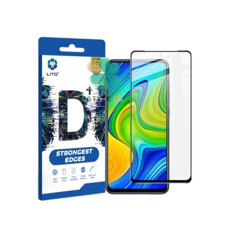 خرید گلس گوشی شیائومی Xiaomi Redmi Note 9 مدل D+ LITO