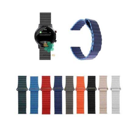 خرید بند چرمی ساعت شیائومی Haylou RT LS05S مدل Leather Loop