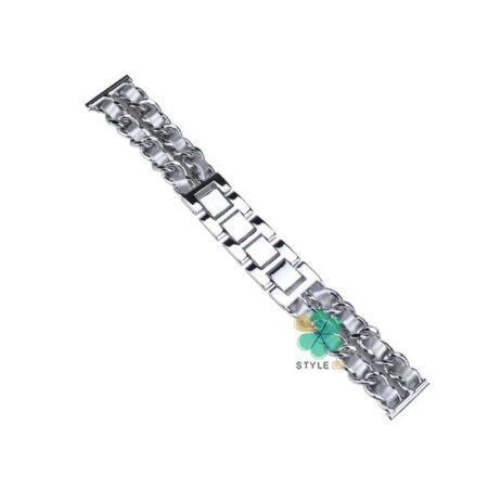 خرید بند استیل ساعت ایسوس Asuخرید بند استیل ساعت ایسوس Asus ZenWatch 2 WI501Q مدل چرمی زنجیریs ZenWatch 2 WI501Q مدل چرمی زنجیری