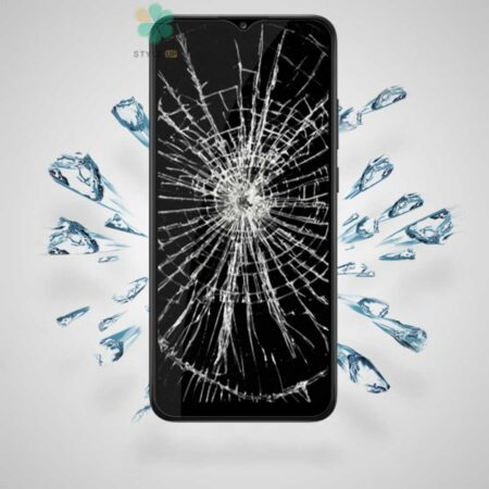 خرید گلس میتوبل گوشی سامسونگ Samsung Galaxy F02s مدل تمام صفحه