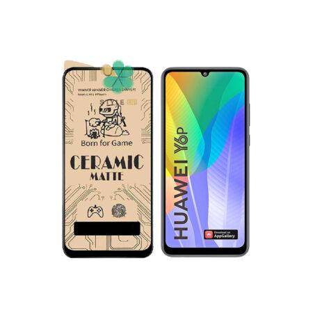خرید گلس سرامیکی مات گوشی هواوی Huawei Y6p