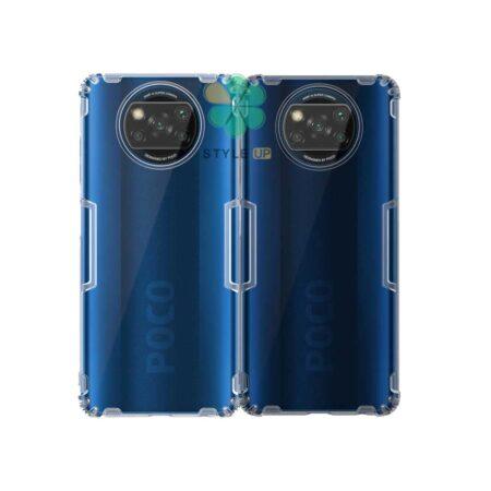 خرید قاب ژله ای نیلکین گوشی شیائومی Poco X3 Pro مدل Nature TPU