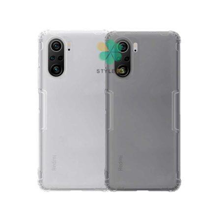 خرید قاب ژله ای نیلکین گوشی شیائومی Xiaomi Redmi K40 مدل Nature TPU