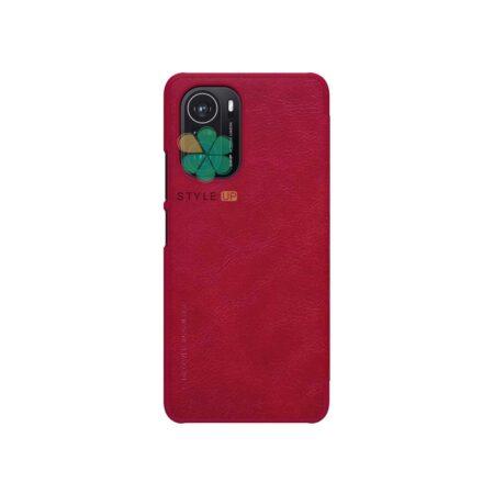 خرید کیف چرمی نیلکین گوشی شیائومی Xiaomi Mi 11X مدل Qin