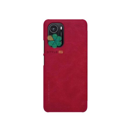 خرید کیف چرمی نیلکین گوشی شیائومی Xiaomi Mi 11X Pro مدل Qin