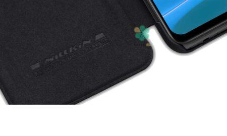 خرید کیف چرمی نیلکین گوشی شیائومی Xiaomi Redmi Note 10 مدل Qin