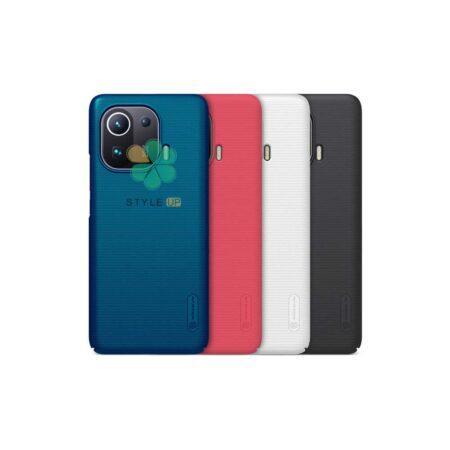خرید قاب نیلکین گوشی شیائومی Xiaomi Mi 11 Pro مدل Frosted