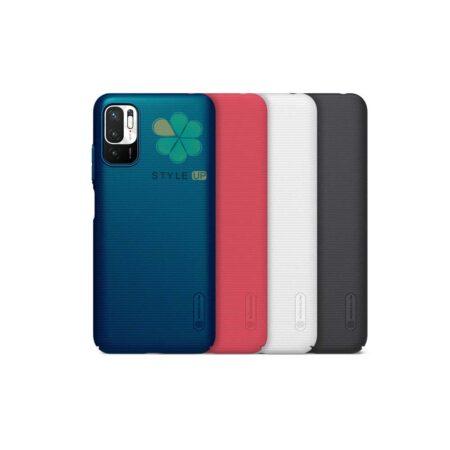 خرید قاب نیلکین گوشی شیائومی Xiaomi Redmi Note 10 5G مدل Frosted