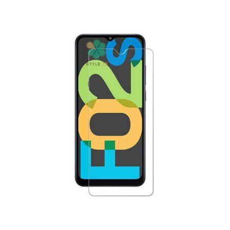 خرید گلس سرامیکی گوشی سامسونگ Samsung Galaxy F02s مدل No Frame