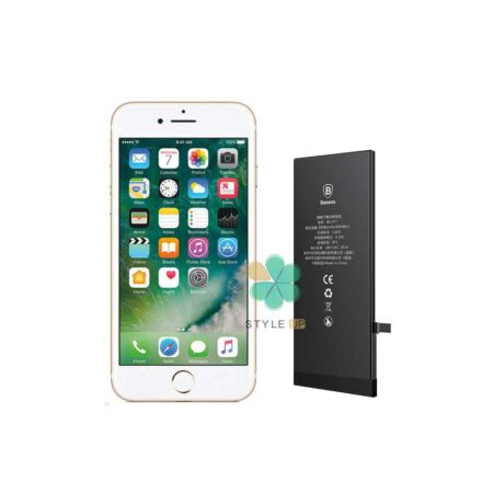خرید باتری گوشی اپل آیفون Apple iPhone 8 برند بیسوس